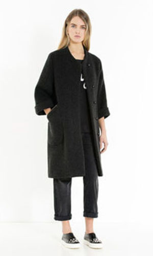 MaxCo Coats Fall Winter 2016 2017 For Women Look 32