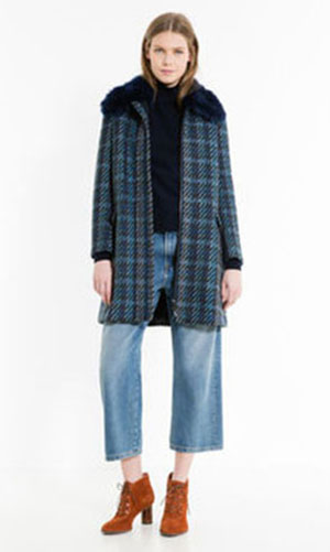 MaxCo Coats Fall Winter 2016 2017 For Women Look 37