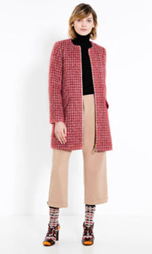 MaxCo Coats Fall Winter 2016 2017 For Women Look 4