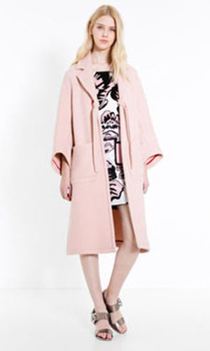 MaxCo Coats Fall Winter 2016 2017 For Women Look 49