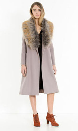 MaxCo Coats Fall Winter 2016 2017 For Women Look 52