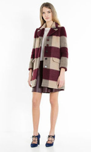 MaxCo Coats Fall Winter 2016 2017 For Women Look 6