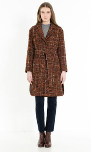 MaxCo Coats Fall Winter 2016 2017 For Women Look 8