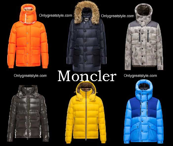 Moncler Down Jackets Fall Winter 2016 2017 For Men