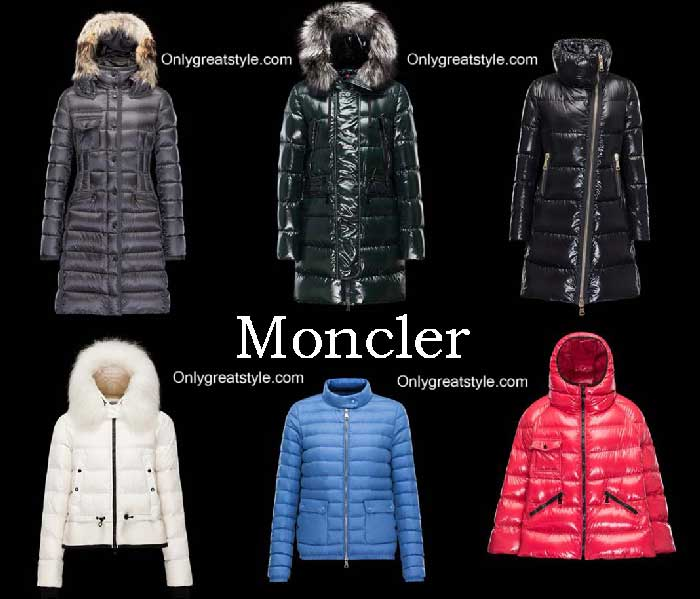 Moncler Down Jackets Fall Winter 2016 2017 For Women