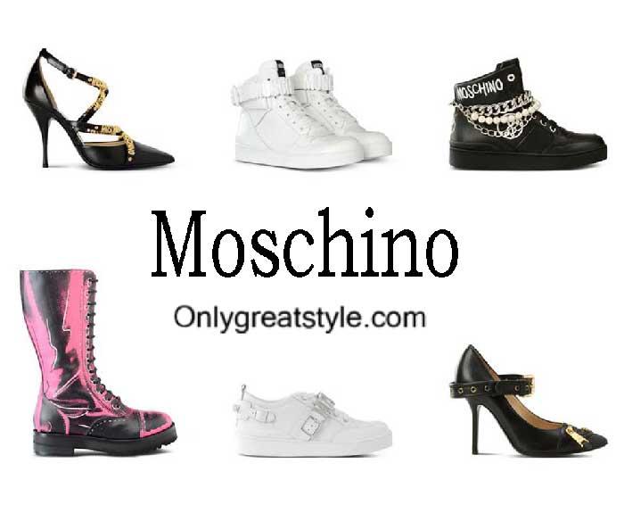 Moschino Shoes Fall Winter 2016 2017 For Women