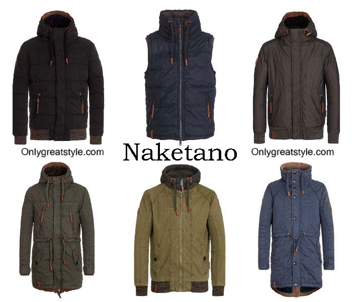 Naketano Jackets Fall Winter 2016 2017 For Men