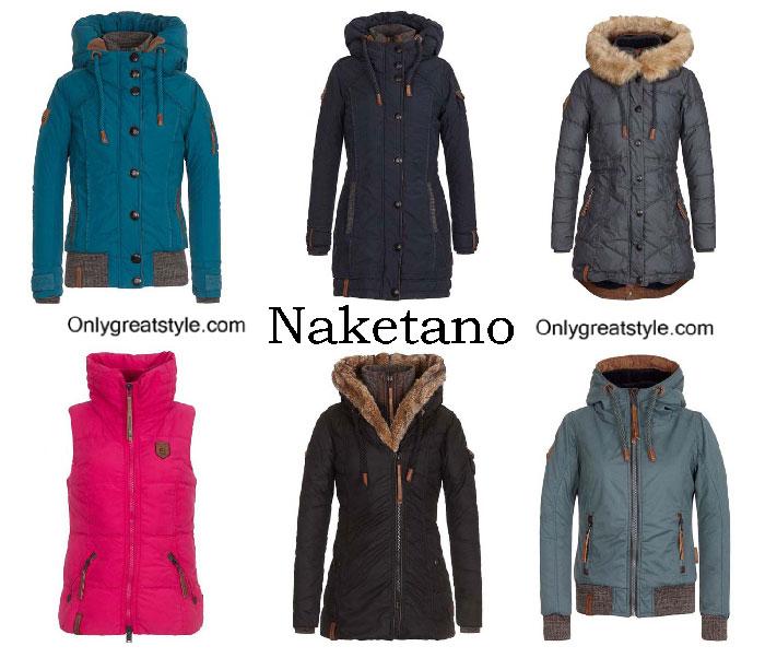 Naketano Jackets Fall Winter 2016 2017 For Women