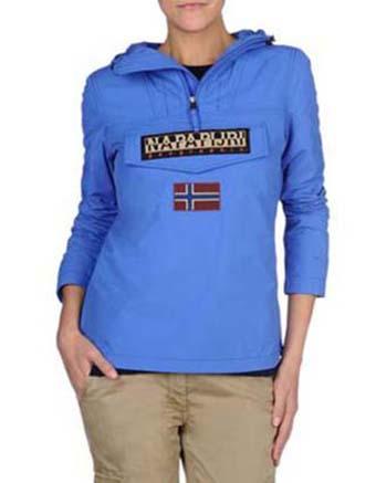 Napapijri Down Jackets Fall Winter 2016 2017 Women 2