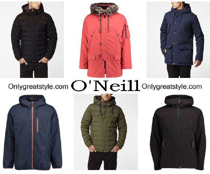 O'Neill Jackets Fall Winter 2016 2017 For Men