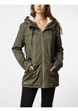 O'Neill Jackets Fall Winter 2016 2017 For Women 12