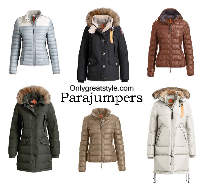 Parajumpers Down Jackets Fall Winter 2016 2017 For Women