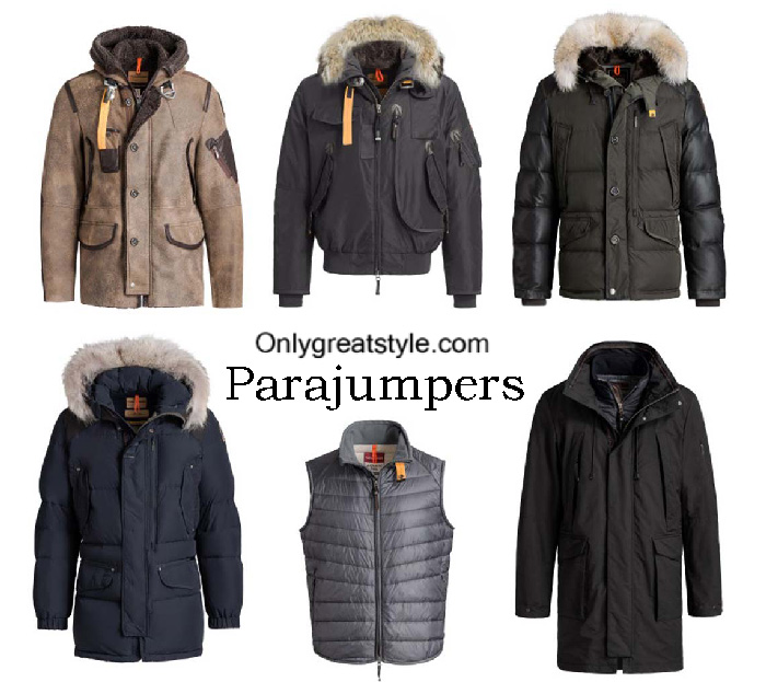Parajumpers Jackets Fall Winter 2016 2017 For Men