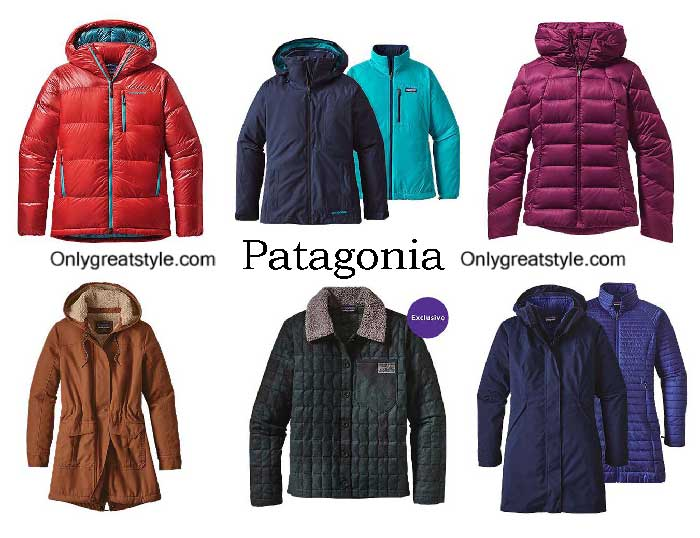 Patagonia Down Jackets Fall Winter 2016 2017 For Women
