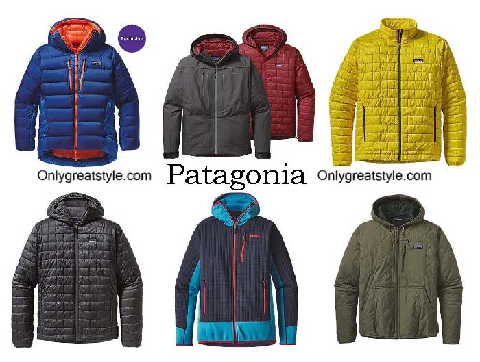 Patagonia Jackets Fall Winter 2016 2017 For Men