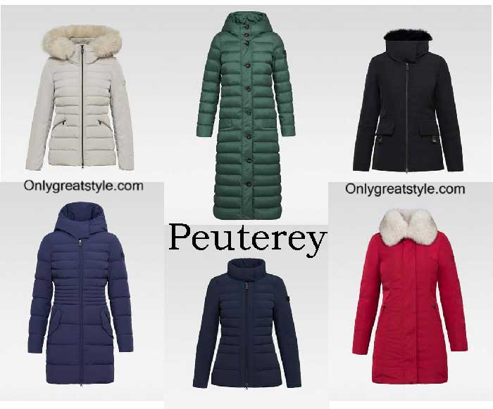 Peuterey Down Jackets Fall Winter 2016 2017 For Women