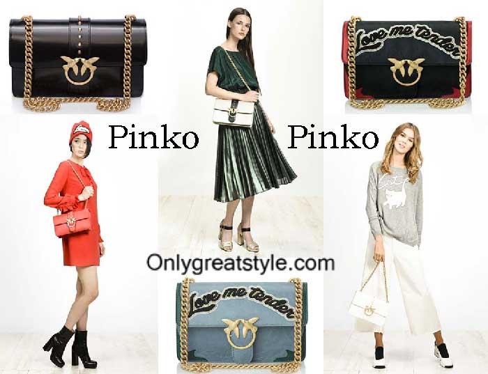Pinko Bags Fall Winter 2016 2017 Handbags For Women