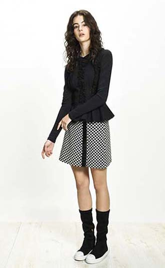 Pinko Shoes Fall Winter 2016 2017 For Women Look 16