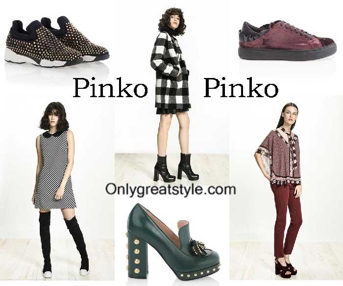 Pinko Shoes Fall Winter 2016 2017 For Women