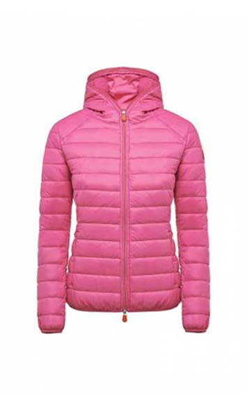 Save The Duck Down Jackets Winter 2016 2017 Women 1