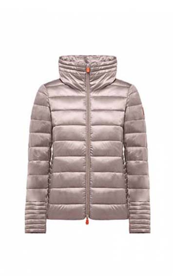 Save The Duck Down Jackets Winter 2016 2017 Women 3