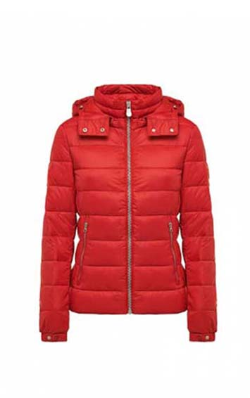 Save The Duck Down Jackets Winter 2016 2017 Women 34