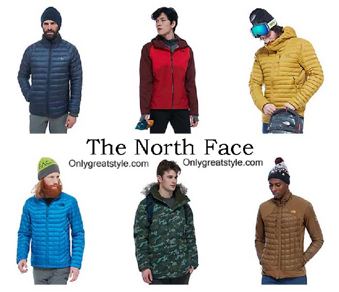 The North Face Jackets Fall Winter 2016 2017 For Men