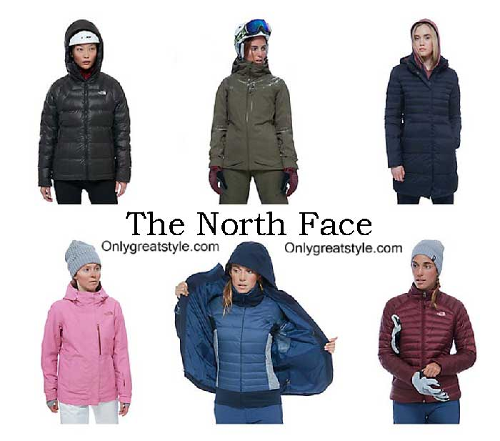 The North Face Jackets Fall Winter 2016 2017 For Women