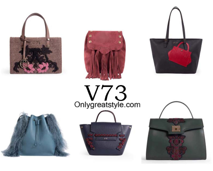 V73 Bags Fall Winter 2016 2017 Handbags For Women