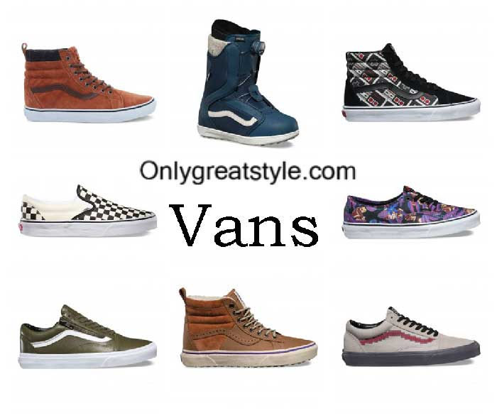 Vans Sneakers Fall Winter 2016 2017 Shoes For Women