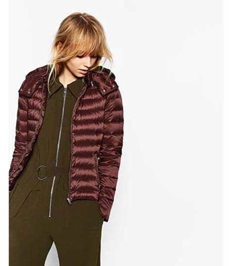Zara Down Jackets Fall Winter 2016 2017 For Women 2