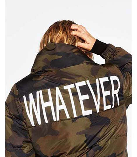 Zara Down Jackets Fall Winter 2016 2017 For Women 27