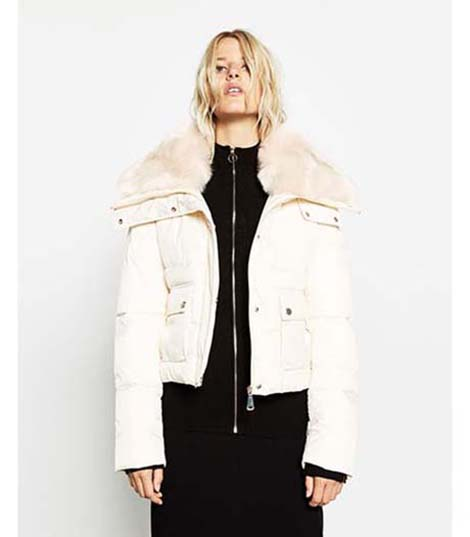 Zara Down Jackets Fall Winter 2016 2017 For Women 28