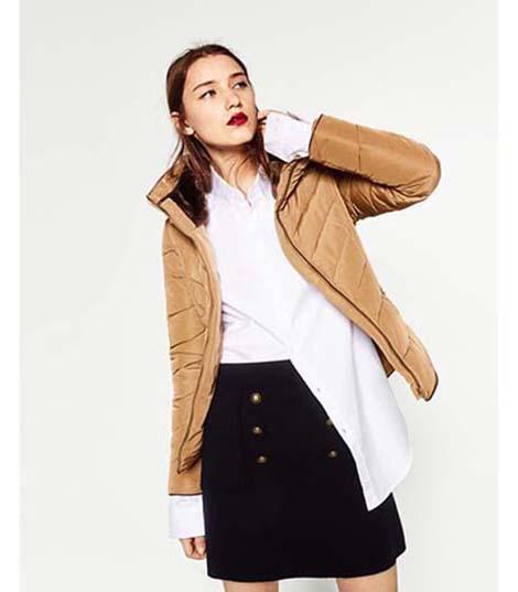 Zara Down Jackets Fall Winter 2016 2017 For Women 30