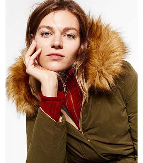 Zara Down Jackets Fall Winter 2016 2017 For Women 34