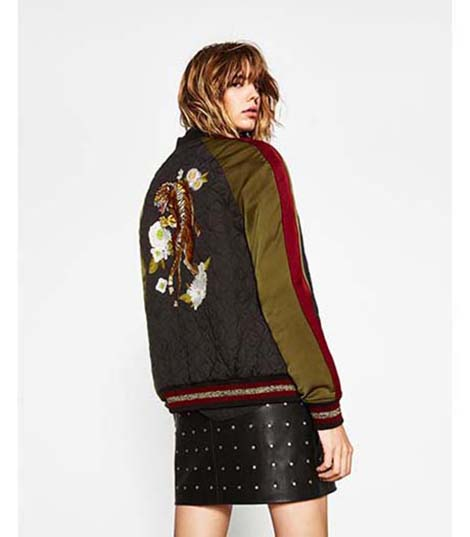 Zara Down Jackets Fall Winter 2016 2017 For Women 37