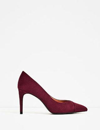 Zara Shoes Fall Winter 2016 2017 Footwear For Women 58