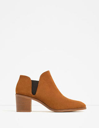 Zara Shoes Fall Winter 2016 2017 Footwear For Women 6