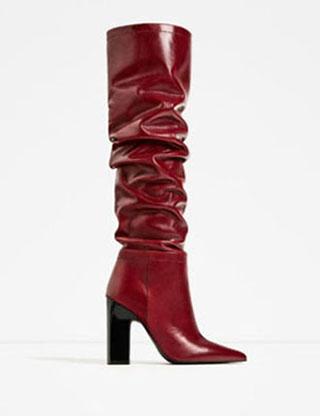 Zara Shoes Fall Winter 2016 2017 Footwear For Women 9