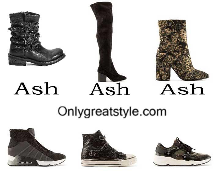 Ash Shoes Fall Winter 2016 2017 Footwear For Women