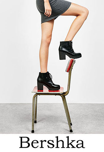 Bershka Shoes Fall Winter 2016 2017 For Women Look 41