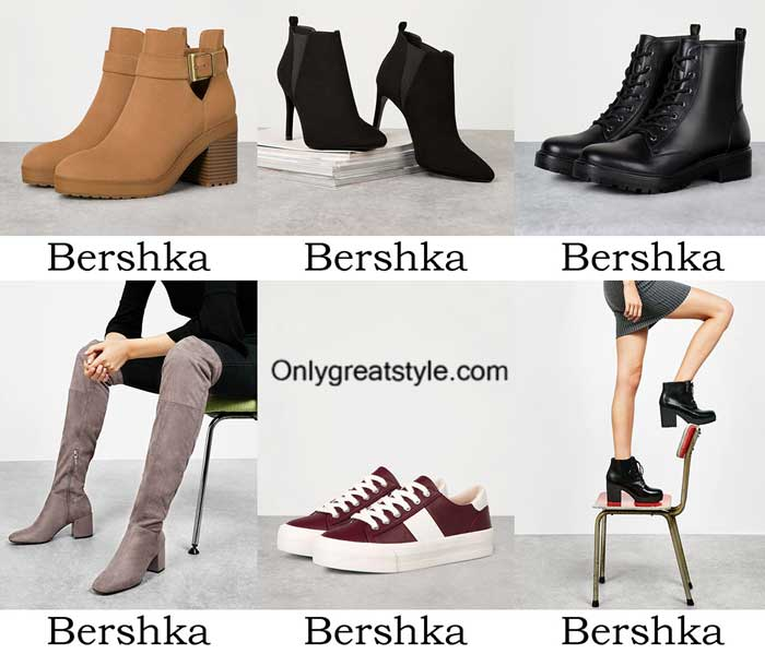Bershka Shoes Fall Winter 2016 2017 For Women