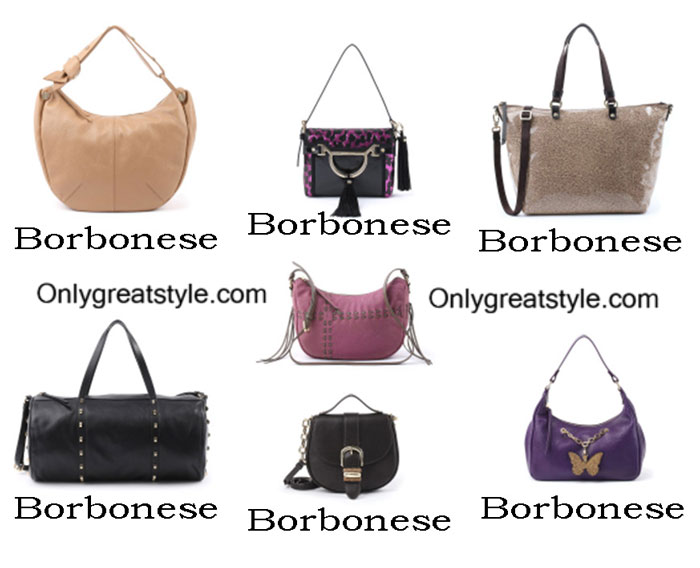 Borbonese Bags Fall Winter 2016 2017 For Women