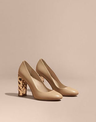 Burberry Prorsum Shoes Fall Winter 2016 2017 Women 20