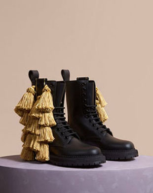 Burberry Prorsum Shoes Fall Winter 2016 2017 Women 55
