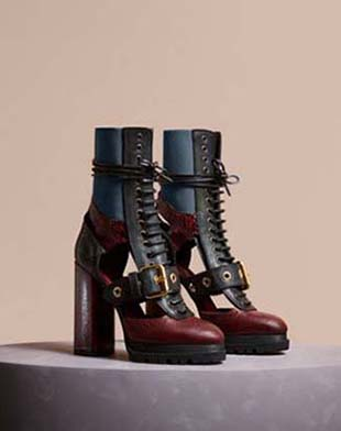Burberry Prorsum Shoes Fall Winter 2016 2017 Women 8