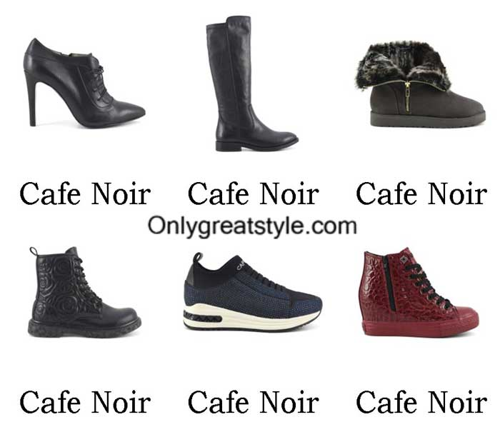 Cafe Noir Shoes Fall Winter 2016 2017 Footwear For Women
