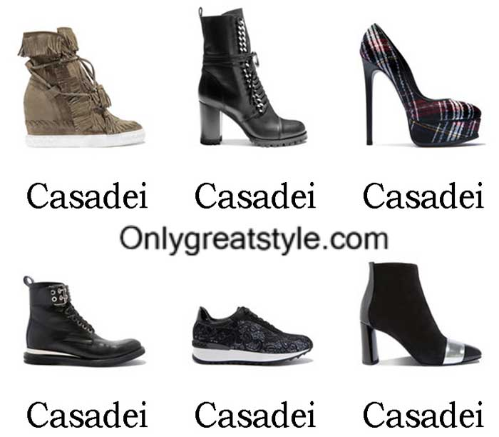 Casadei Shoes Fall Winter 2016 2017 For Women