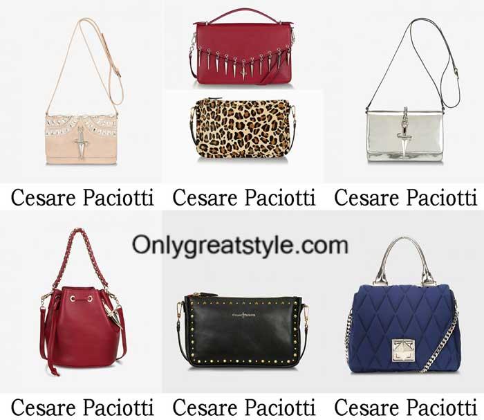 Cesare Paciotti Bags Fall Winter 2016 2017 For Women