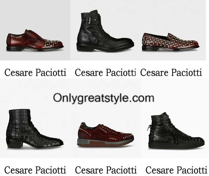 Cesare Paciotti Shoes Fall Winter 2016 2017 For Men
